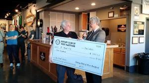 2015 Hooker brewery fund raiser
